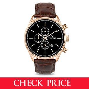 Vincero Watches Review 2020  - 3 best Vincero Watches