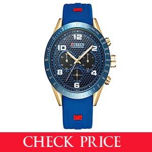 Curren Watches Review  - 3 best Curren Watches - 2020 buyer's Guide
