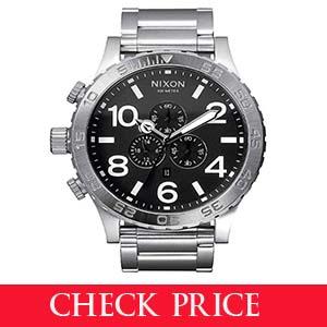 Nixon   Watches Review  - 3 best Nixon Watches - 2021 buyer's Guide
