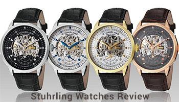 stuhrling watchesreview