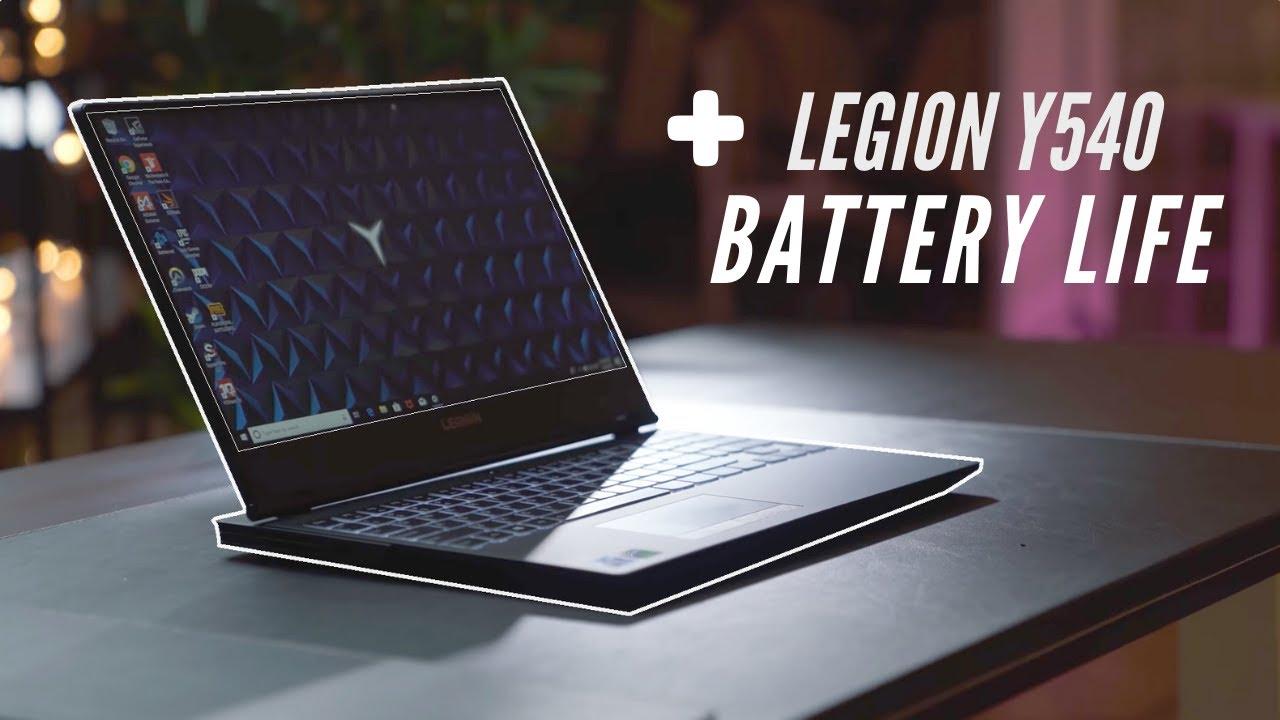 Lenovo Legion Y 540