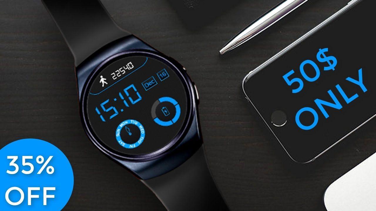 Best Smartwatch Under 50$