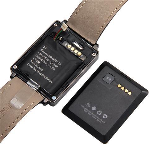Smartwatch Battery